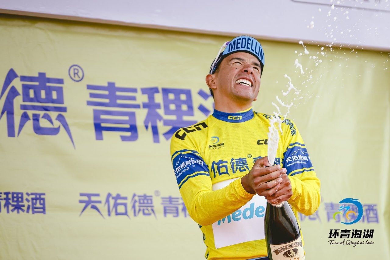 Tour of Qinghai Lake, China 6